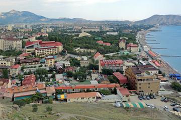 Sudak Bay, Crimea