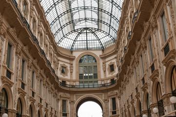 Viktor-Emanuel-Galerie in Mailand