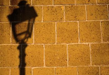 Muro con ombra
