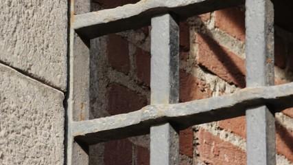 Milano - Castello Sforzesco - dettaglio cancello