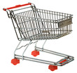 Shopping Trolley Cutout