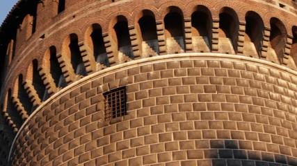 Milano - Castello Sforzesco - torre