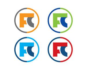 FC Lettermark Logo