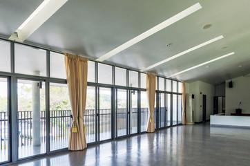 Interior multi purpose room