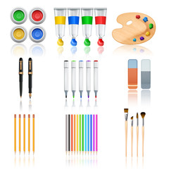 Drawing And Painting Tools