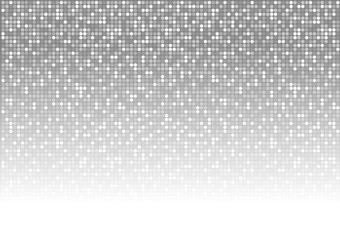 Dotted Background - Mosaic Disco Pattern