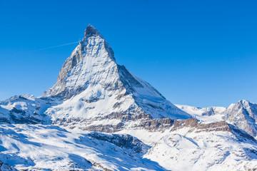 Close view of Matterhorn