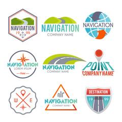Navigation Label Set