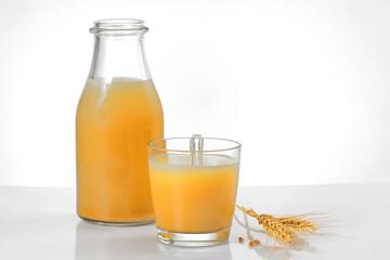 Boza drink