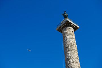 Colonna di Marco Aurelio a Piazza Colonna