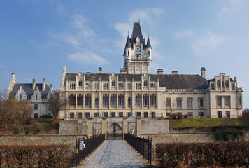 Schloss Grafenegg - Niederösterreich