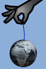 Planète terre - Sauvegarde écologie
