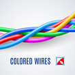 Interwoven plastic wires - 79544852
