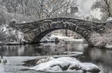 Fototapety Gapstow bridge Central Park, New York City