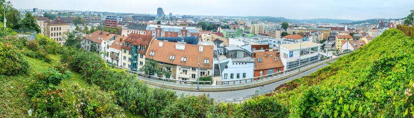 Brno is second largest city in Czech Republic