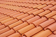 New roof with ceramic tiles - 79547053