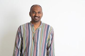 Indian guy smiling