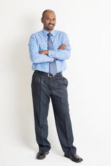 Indian businessman portrait