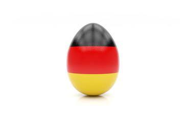 Osterei Deutschland