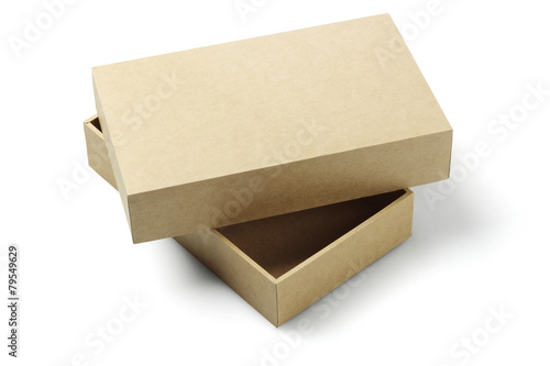 Open Packaging Box - 79549629