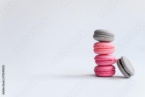 Papiers peints Macarons Colorful macaroons