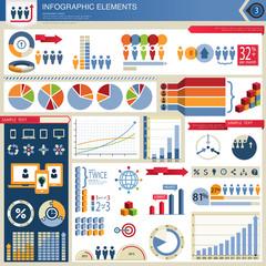 Teamwork Infographic Elements