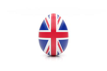 Osterei Großbritanien