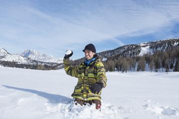 pallate di neve