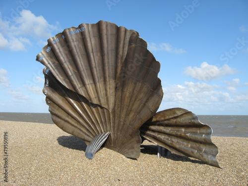 The Scallop Aldeburgh Beach Suffolk