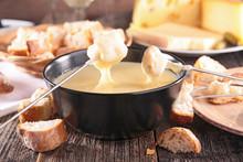 """Постер, картина, фотообои """"cheese fondue"""""""