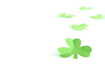 clover isolated