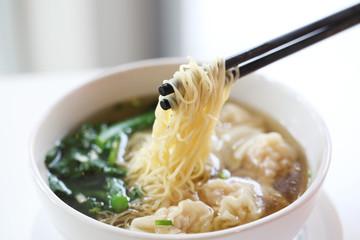 noodle and dumpling