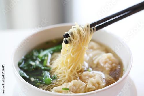 Papiers peints Pain noodle and dumpling