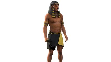 soldat egyptien