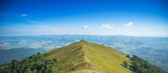 Carpathian mountains: