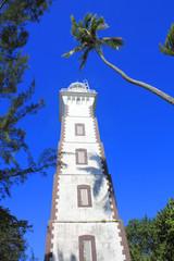 Lighthouse on Tahiti