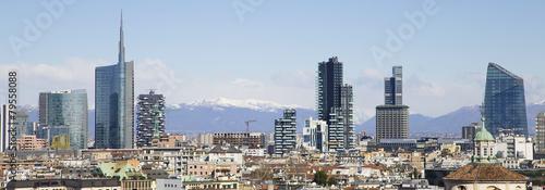 Milano, skyline - 79558088