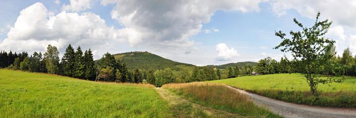 Thüringer Wald Panorama