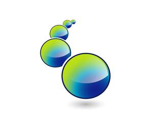 green transformation bubbles