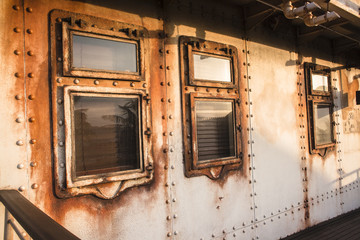 Ship Cabin Windows