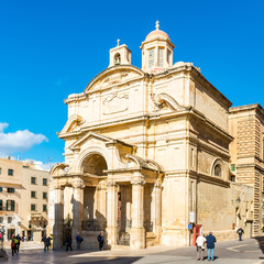 Sainte Catherine d'Italie à La Valette, Malte
