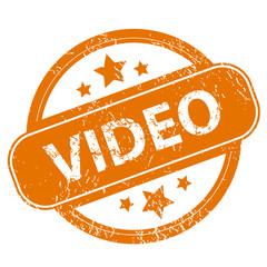 Video grunge icon