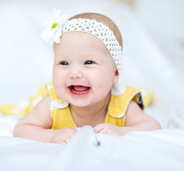 Adorable baby