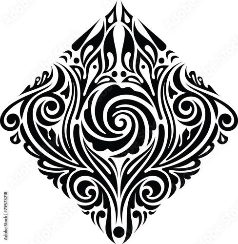 Fototapeta Graphic pattern I