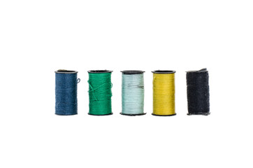 The colorful Minin thread in isolated style