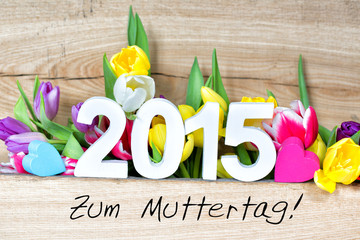 Muttertag 2015