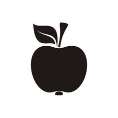 Vector apple icon