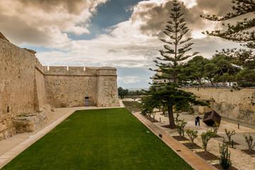 Remparts de Mdina, Malte