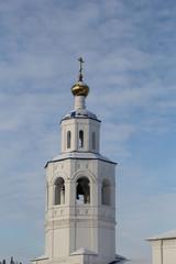 Колокольня Пятницкого храма г. Казани