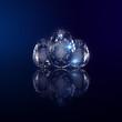 Diamant Ei förmig - 79581074